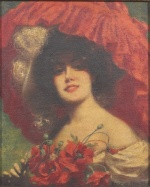 Lillian Russell Portrait Age 27